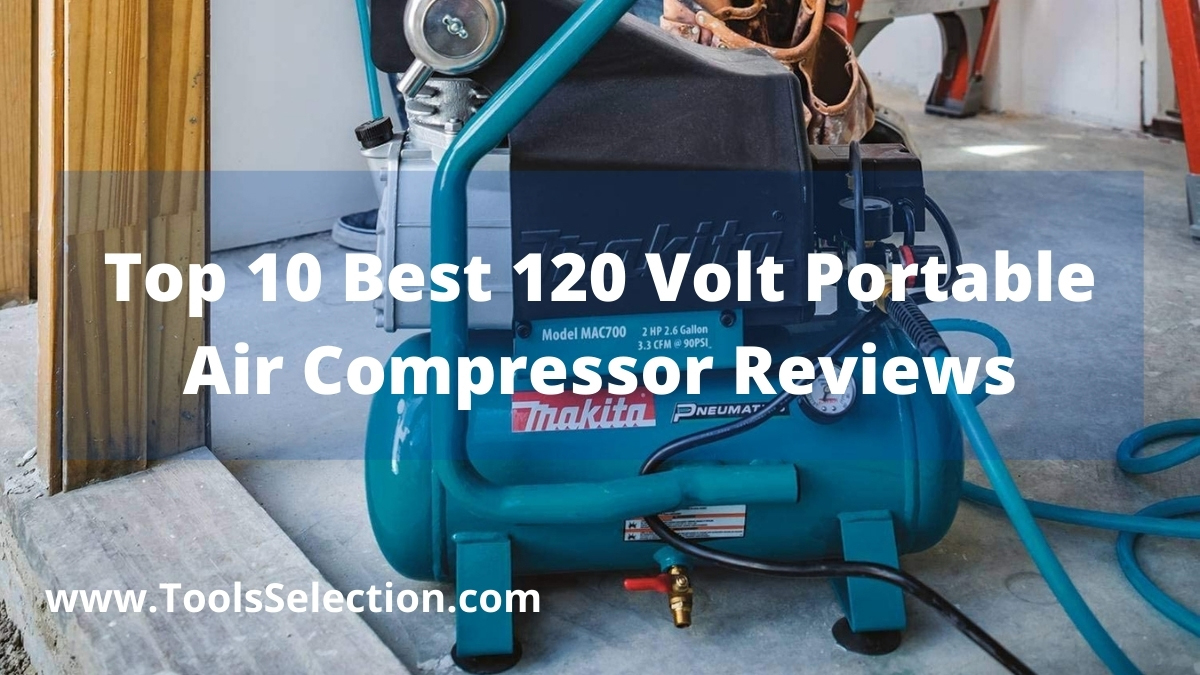 best 120 volt air compressor