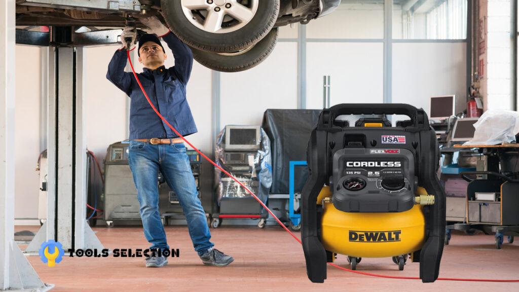will a 3 gallon air compressor run an impact wrench